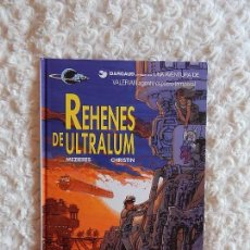 Cómics: VALERIAN AGENTE ESPACIO TEMPORAL - REHENES DE ULTRALUM N. 16. Lote 177316530