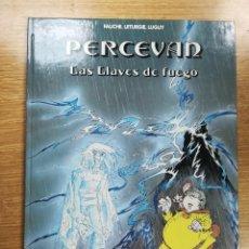 Cómics: PERCEVAN #6 LAS LLAVES DE FUEGO. Lote 103877963