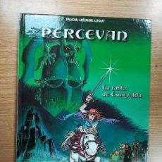Cómics: PERCEVAN #8 LA TABLA DE ESMERALDA. Lote 103878111
