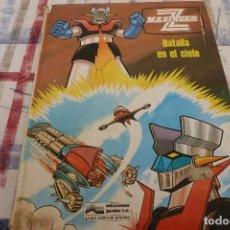 Cómics: (XM)MAZINGER Z. Nº 6. BATALLA EN EL CIELO. EDICIONES JUNIOR. GRIJALBO. 1978.. Lote 104026383
