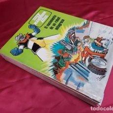 Cómics: MAZINGER Z. COLECCIÓN COMPLETA. 6 TOMOS. EDICIONES JUNIOR GRIJALBO. Lote 104036647