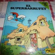Cómics: (XM) EL SUPERBARRUFET- EDICIONES JUNIOR GRIJALBO-EDICION 1983-EN CATALÁN. Lote 104080635