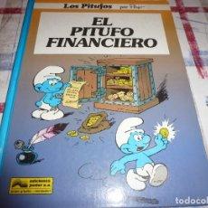 Cómics: (XM) EL PITUFO FINANCIERO- EDICIONES JUNIOR GRIJALBO-EDICION 1994. Lote 104080939