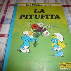 Cómics: (XM) LA PITUFITA- EDICIONES JUNIOR GRIJALBO-EDICION 1984. Lote 104081195