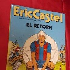 Cómics: ERIC CASTEL. Nº 10. EL RETORN. GRIJALBO. 1986. EN CATALÁ.. Lote 104099331
