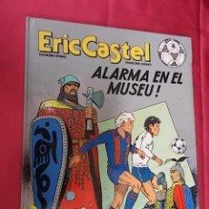 Cómics: ERIC CASTEL. Nº 14. ALARMA EN EL MUSEU. GRIJALBO. 1990. EN CATALÁ.. Lote 104099595