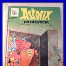 Cómics: ASTERIX EN HELVECIA. Lote 104115179