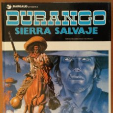 Cómics: DURANGO SIERRA SALVAJE YVES SWOLFS GRIJALBO/DARGAUD 1989. Lote 104144735