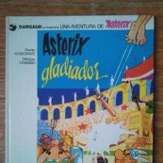 Cómics: ASTERIX GLADIADOR Nº 4 GRIJALBO TAPA DURA . Lote 104176575