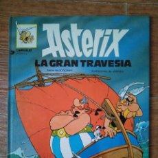 Cómics: ASTERIX Nº 22 LA GRAN TRAVESIA EDITORIAL GRIJALBO TAPA DURA . Lote 104176727