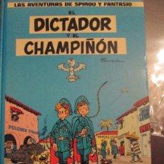 Cómics: SPIROU Y FANTASIO--EL DICTADOR. Lote 104306791