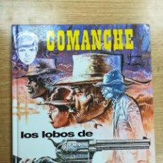 Cómics: COMANCHE #3 LOS LOBOS DE WYOMING. Lote 104404175