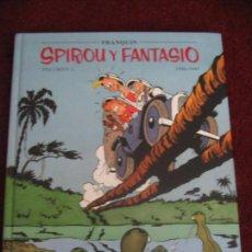 Cómics: SPIROU Y FANTASIO VOLUMEN 1. Lote 104688191