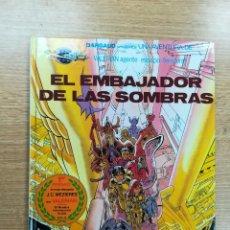 Cómics: VALERIAN #5 EL EMBAJADOR DE LAS SOMBRAS. Lote 104900015