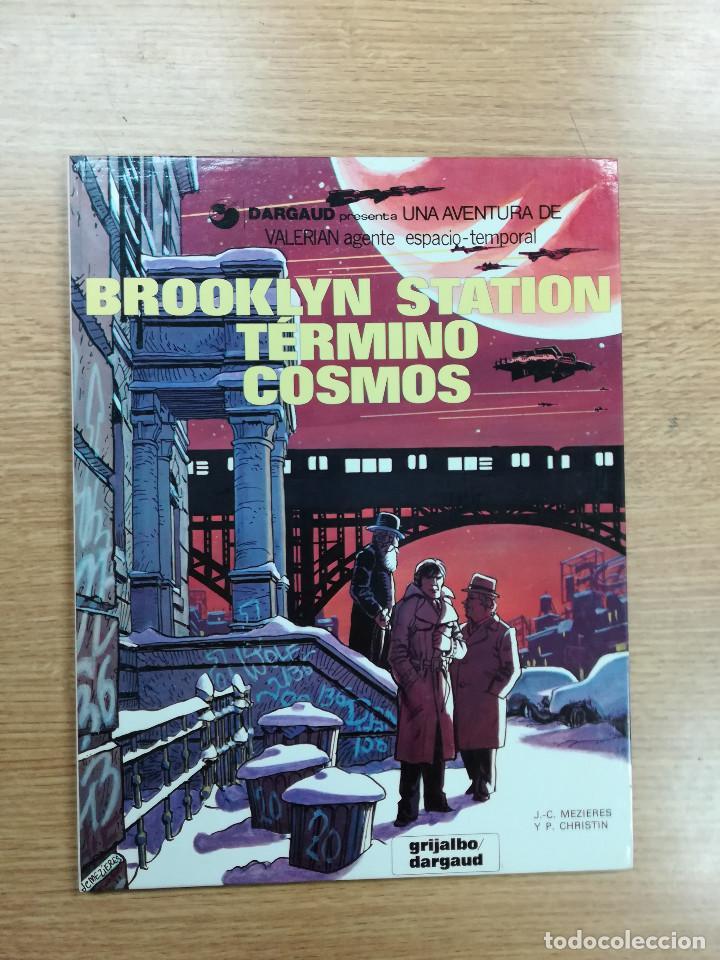 VALERIAN #10 BROOKLYN STATION TERMINO COSMOS (Tebeos y Comics - Grijalbo - Valerian)
