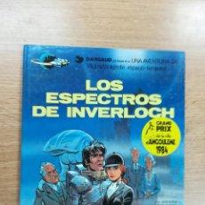 Cómics: VALERIAN #11 LOS ESPECTROS DE INVERLOCH. Lote 110486566