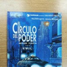 Cómics: VALERIAN #15 EL CIRCULO DEL PODER. Lote 104900987