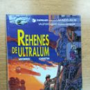 Cómics: VALERIAN #16 REHENES DE ULTRALUM. Lote 104901103
