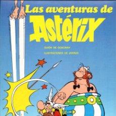Comics: LAS AVENTURAS DE ASTERIX - 8 VOLUMENES - 32 OBRAS - EDITADO POR GRIJALBO / DARGAUD - AÑOS 1991-1993. Lote 190201205