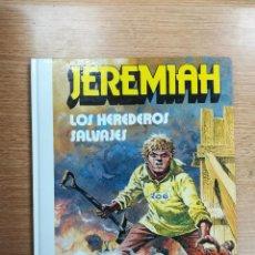 Cómics: JEREMIAH #3 LOS HEREDEROS SALVAJES. Lote 105124063
