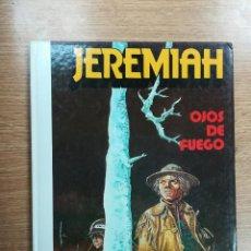 Cómics: JEREMIAH #4 OJOS DE FUEGO. Lote 105124099