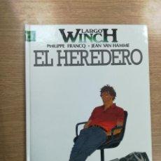 Cómics: LARGO WINCH #1 EL HEREDERO. Lote 105238223