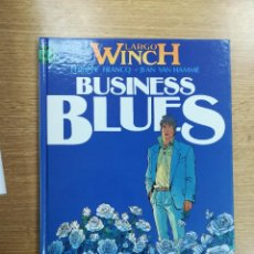 Cómics: LARGO WINCH #4 BUSINESS BLUES. Lote 105238395