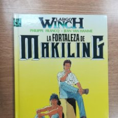 Comics : LARGO WINCH #7 LA FORTALEZA DE MAKILING. Lote 155854120