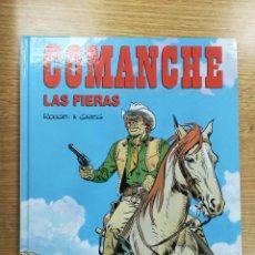 Cómics: COMANCHE #11 LAS FIERAS (CARTONE). Lote 105298119
