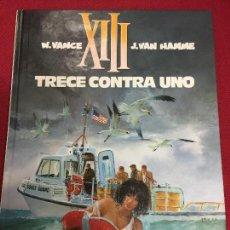 Cómics: XIII NUMERO 8 MUY BUEN ESTADO REF.E. Lote 105593583