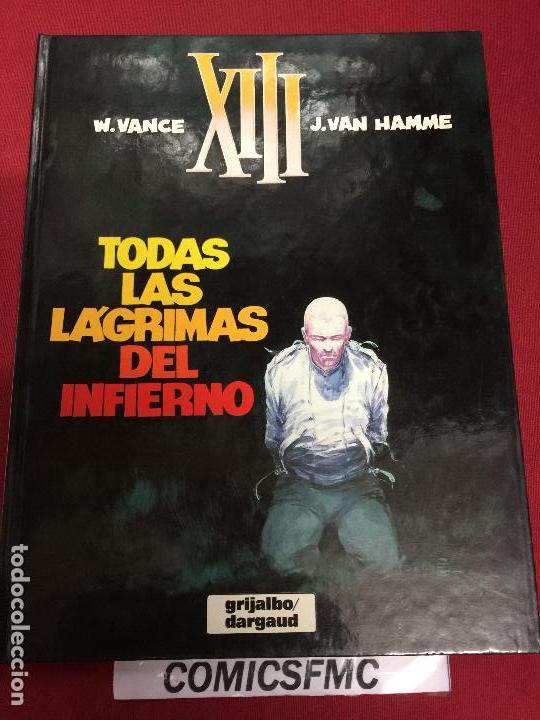 GRIJALBO XIII NUMERO 3 MUY BUEN ESTADO (Tebeos y Comics - Grijalbo - XIII)