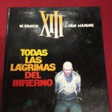 Cómics: XIII NUMERO 3 MUY BUEN ESTADO REF.E. Lote 105593647
