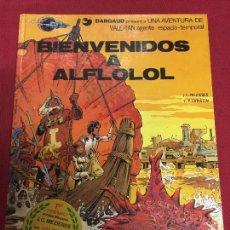 Cómics: VALERIAN NUMERO 3 BUEN ESTADO REF.E. Lote 105594319