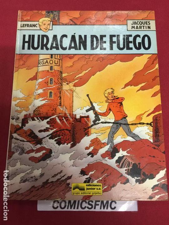 LEFRAC NUMERO 2 BUEN ESTADO REF.E (Tebeos y Comics - Grijalbo - Lefranc)
