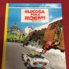 Comics : EDICIONES JUNIOR D,ESPIRU Y FANTASTIC NUMERO 34 MUY BUEN ESTADO. Lote 105595927