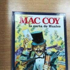 Cómics: MAC COY #19 LA CARTA DE HUALCO. Lote 105598263