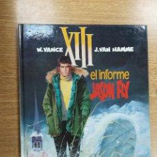 Cómics: XIII #6 EL INFORME JASON FLY. Lote 105624455