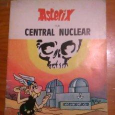 Cómics: CÓMIC ASTERIX I LA CENTRAL NUCLEAR, EN CATALAN. Lote 105664587