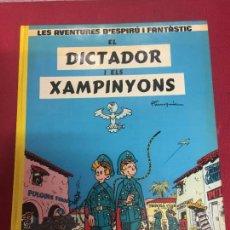 Cómics: EDICIONES JUNIOR D,ESPIRU Y FANTASTIC NUMERO 6 BUEN ESTADO. Lote 105702127