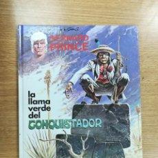 Cómics: BERNARD PRINCE #8 LA LLAMA VERDE DEL CONQUISTADOR. Lote 105727447