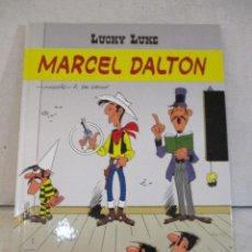 Cómics: LUCKY LUCKE - MARCEL DALTON - SALVAT - TAPA DURA. Lote 105836671