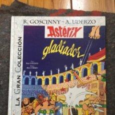 Cómics: ASTERIX GLADIADOR - LA GRAN COLECCIÓN Nº 4 - SALVAT - TAMAÑO GIGANTE D3. Lote 106046127