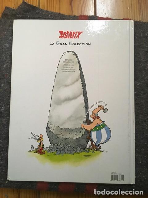 Cómics: Asterix Gladiador - La Gran colección nº 4 - Salvat - Tamaño gigante D3 - Foto 4 - 106046127