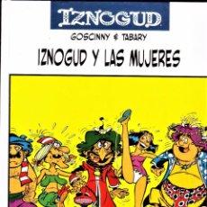 Cómics: IZNOGUD Nº 16: IZNOGUD Y LAS MUJERES DE GOSCINNY Y TABARY. PLANETA, 2006.. Lote 106088651