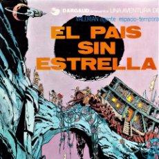 Cómics: VALERIAN AGENTE ESPACIO-TEMPORAL Nº 2: EL PAÍS SIN ESTRELLAS. GRIJALBO.. Lote 106090387