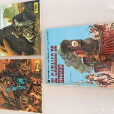 Cómics: LOTE BLUEBERRY (Nº 3 Y Nº 10) Y LA JUVENTUD DE BLUEBERRY Nº 12. Lote 106567143