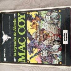 Cómics: MAC COY LA LEYENDA DE ALEXIS-Nº 1-GRIJALBO-DARGAUD-1981-TAPAS DURAS-EXCELENTE ESTADO. Lote 106567311