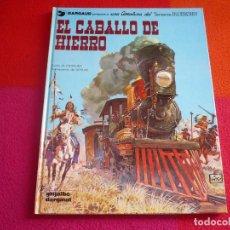 Cómics: BLUEBERRY EL CABALLO DE HIERRO ( GIRAUD ) ¡MUY BUEN ESTADO! GRIJALBO 3. Lote 106918395