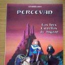 Cómics: PERCEVAN LAS TRES ESTRELLAS DE INGAAR Nº 1 - GRIJALBO - 1989. Lote 107078455
