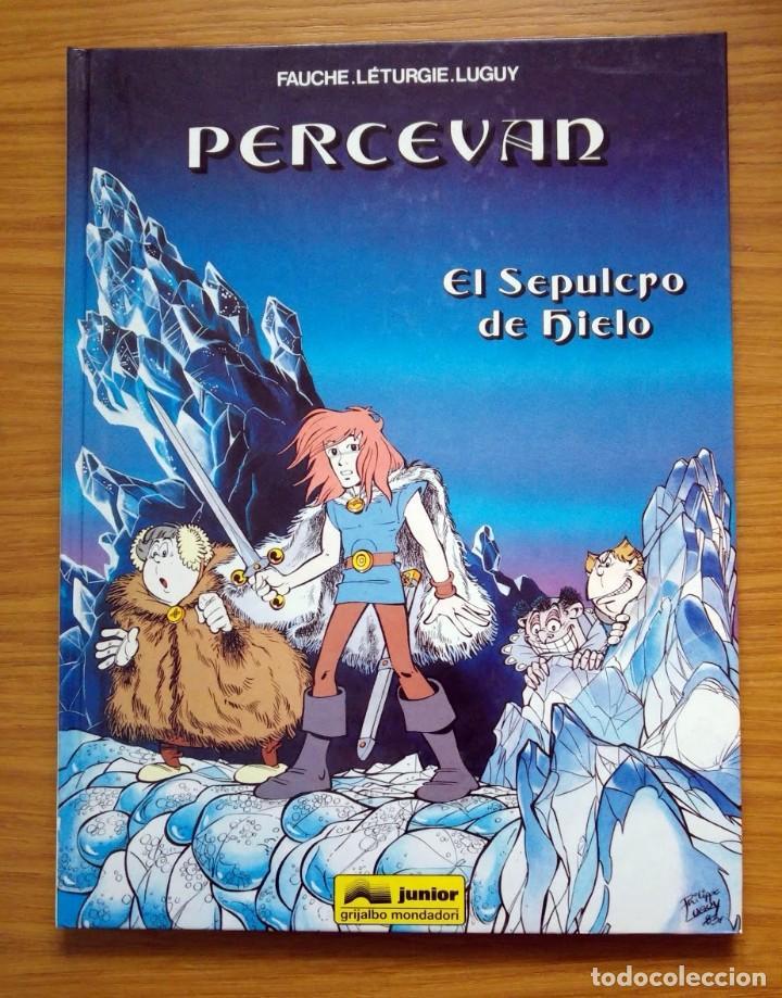 PERCEVAN EL SEPULCRO DE HIELO Nº 2 - GRIJALBO - 1995 (Tebeos y Comics - Grijalbo - Percevan)